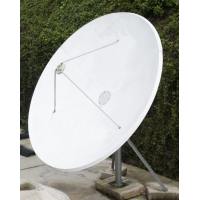 Антенна спутниковая прямофокус/пластик