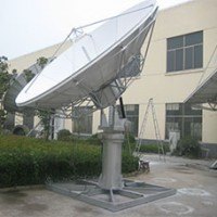 Антенна 5.3 м с моторизованным подвесом*