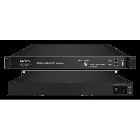 IP COFDM модулятор Dexin
