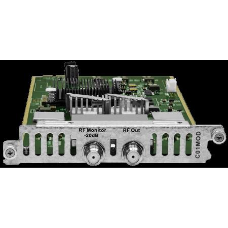 Модуль 8QAM модулятор